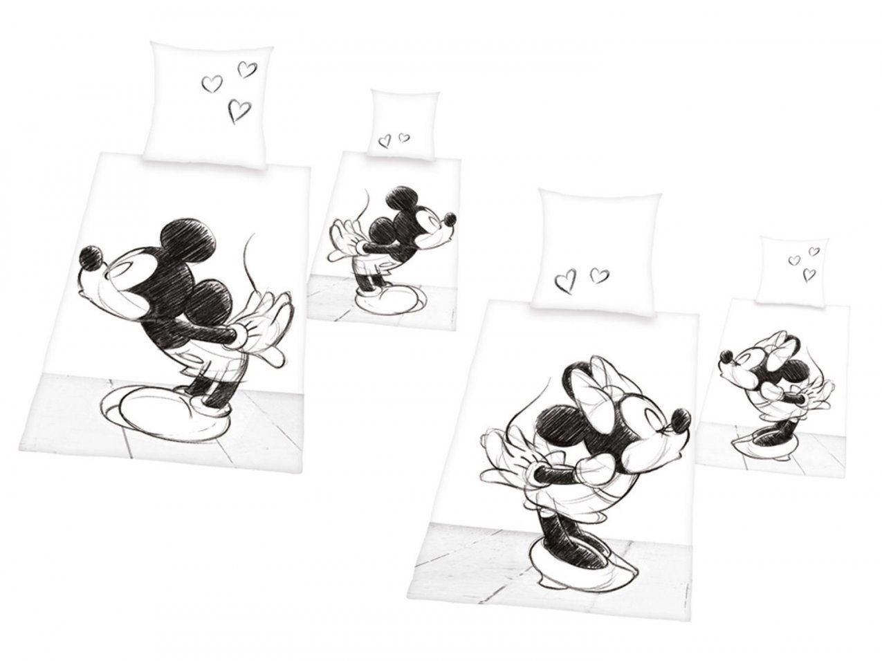 Micky Maus Bettwasche Lidl Eyesopen Von Mickey Mouse Bettwäsche