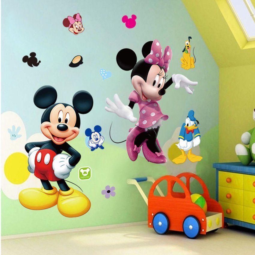 Micky Maus Wandtattoo Micky Maus Wandtattoo Kinderzimmer Aufkleber von Wandtattoo Micky Maus Wunderhaus Photo