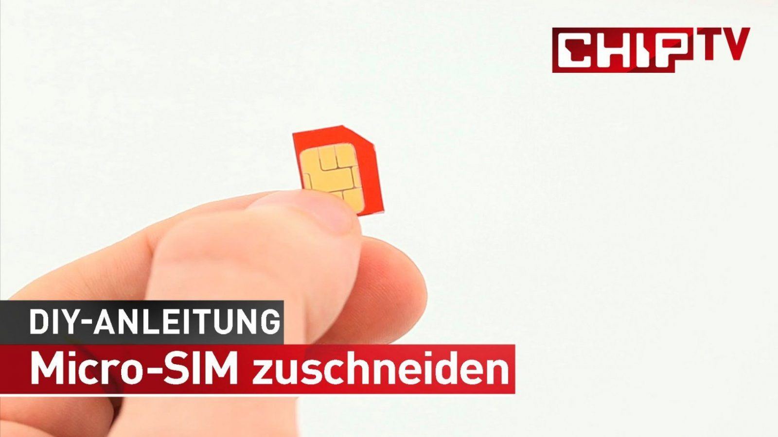 Microsim Im Eigenbau  Tutorial Deutsch  Chip  Youtube von Nano Sim Zu Micro Sim Adapter Selber Bauen Photo