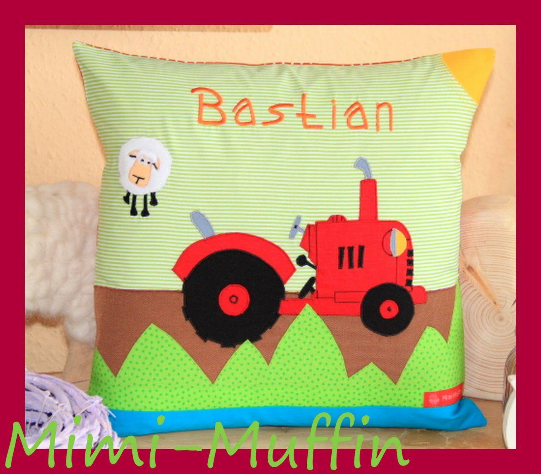 Mimimuffin Brrrrrrrrmmmmin Kleiner Roter von Bettwäsche Kleiner Roter Traktor Photo