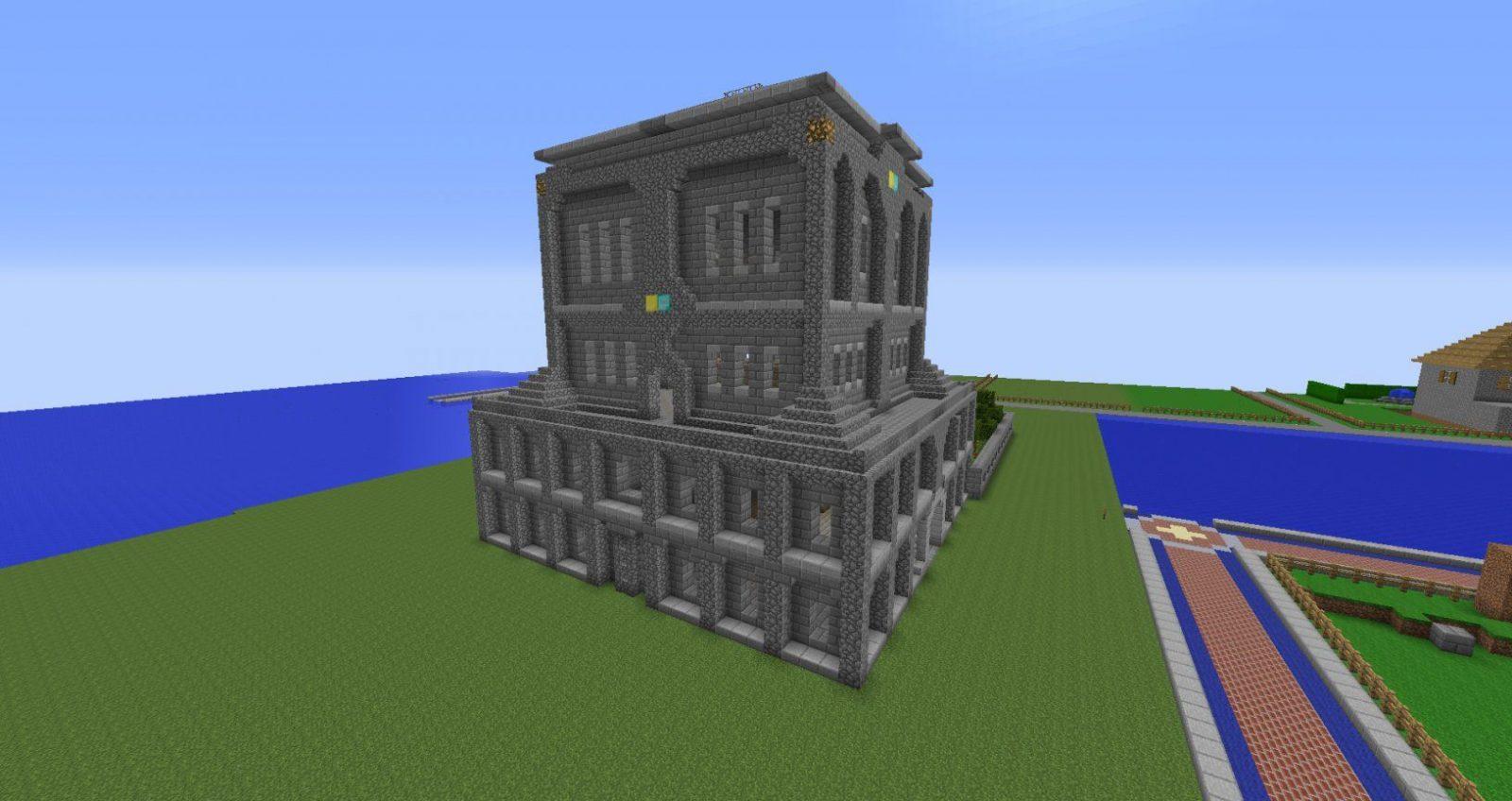 Minecraft Haus Bauen Anleitung Erstaunlich Auf Kreative Deko Ideen von Coole Minecraft Häuser Zum Nachbauen Bild