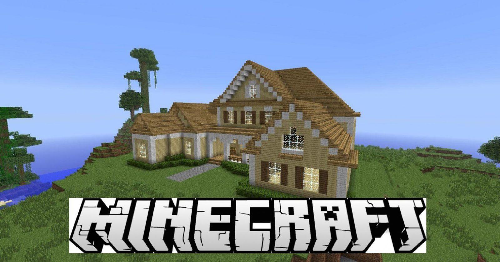 Minecraft Häuser Bauen Leicht Gemacht – So Geht's – Giga von Minecraft Haus Bauplan Erstellen Bild