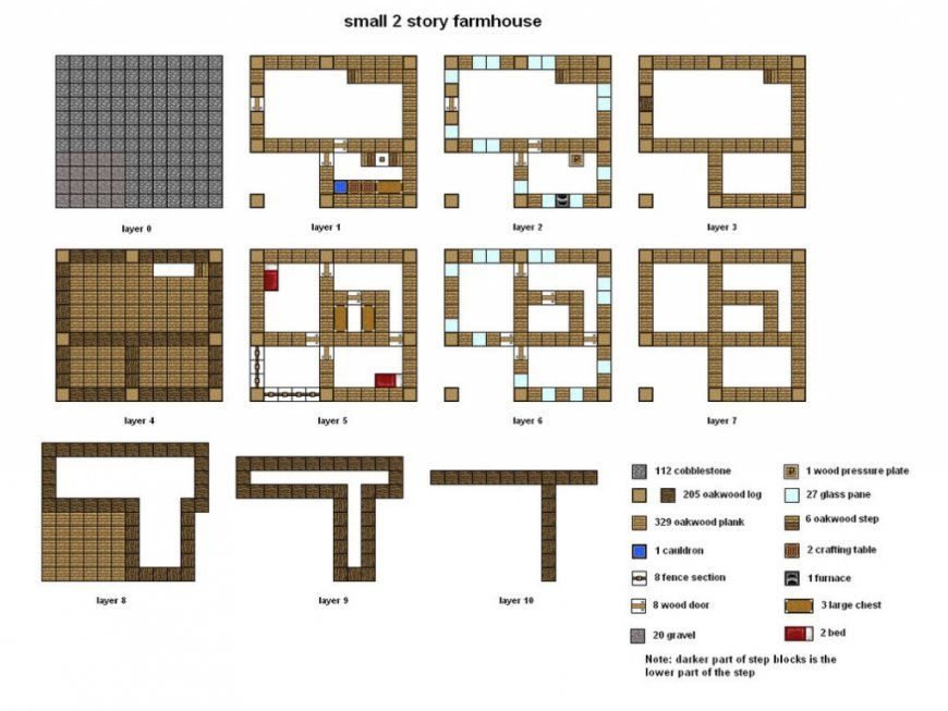 Minecraft House Blueprints Mansion — Modern House Plan  Modern von Minecraft Modern Mansion Blueprints Bild