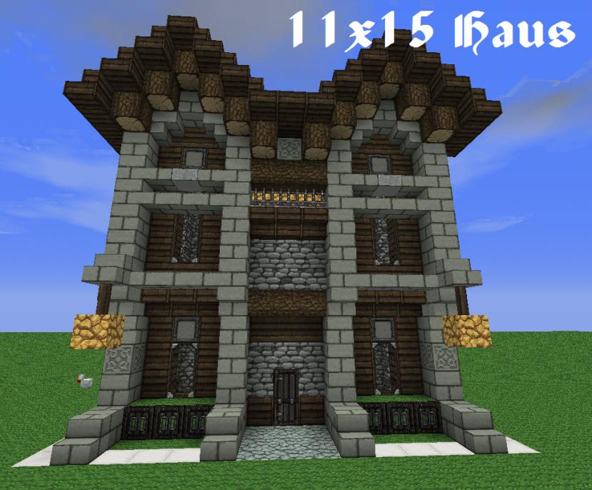 Minecraft Mittelalterliches Haus - Interior Design Ideen