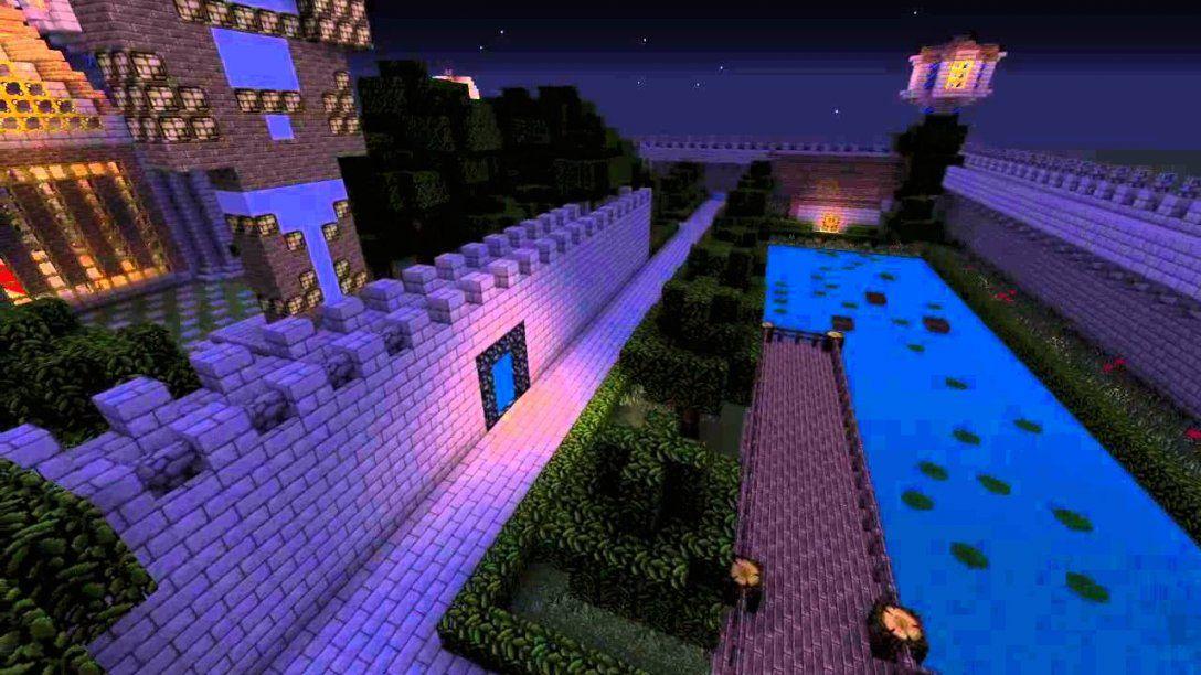 Minecraft Ps4 Castle Build Trailer  Youtube von Minecraft Seeds Ps4 Castle Photo