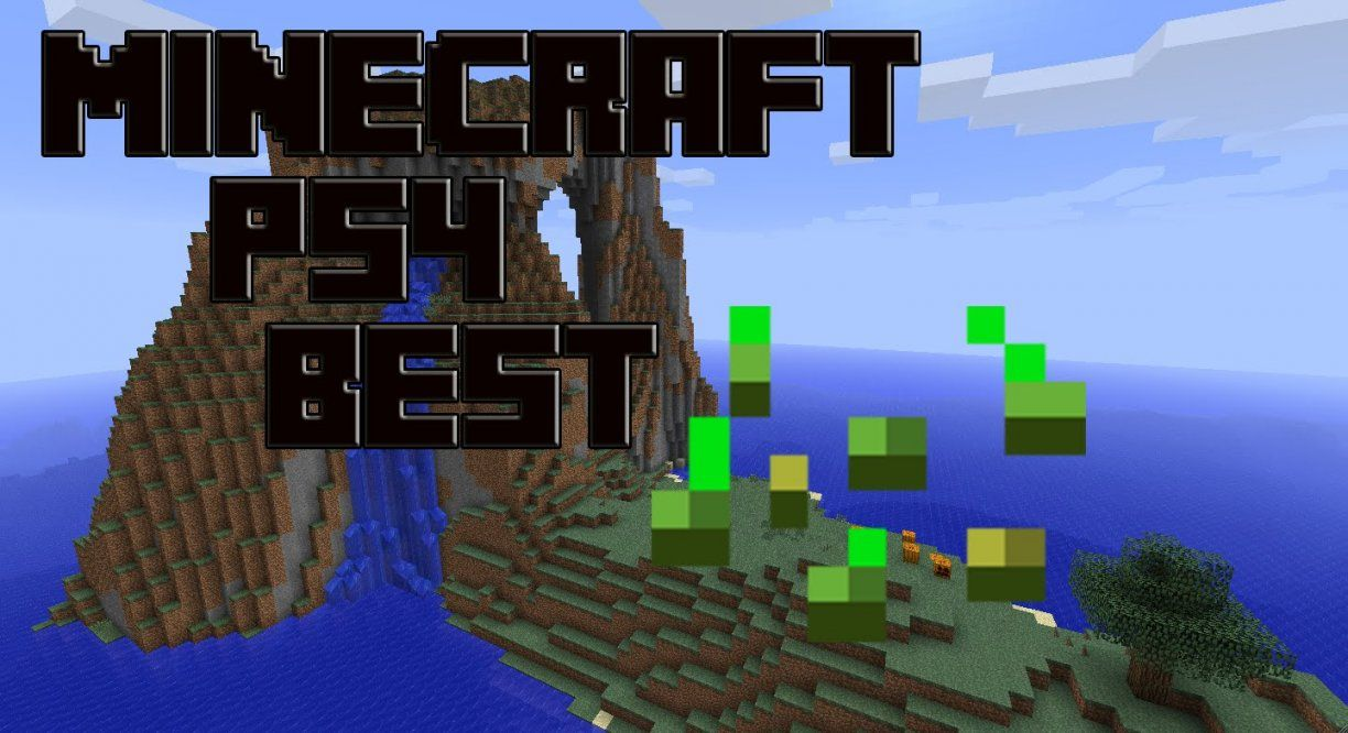 Minecraft Ps4  Start A World With The Best Seed ( Minecraft Ps4 von Minecraft Seeds Ps4 Castle Photo