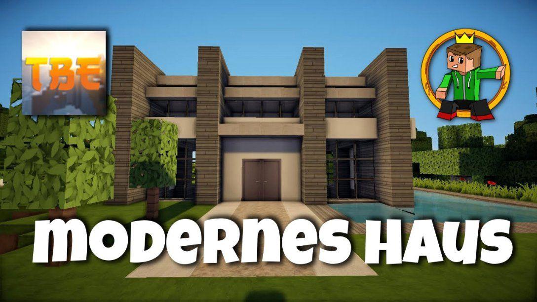 Minecraft Tutorial Kleines Haus Bauen 1 Youtube With Regard To Avec von Minecraft Schönes Haus Bauen Bild
