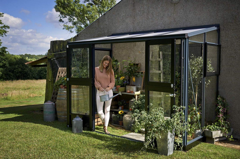 Mini Gewchshaus Selbst Bauen With Mini Gewchshaus Selbst Bauen Avec von Viktorianisches Gewächshaus Selber Bauen Bild