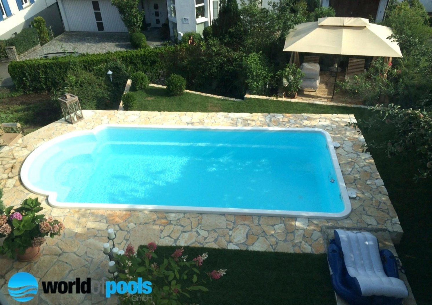 Mini Pool Garten Schwimmbecken Mini Pool Im Garten Bauen Mini Pool von Mini Pool Im Garten Photo