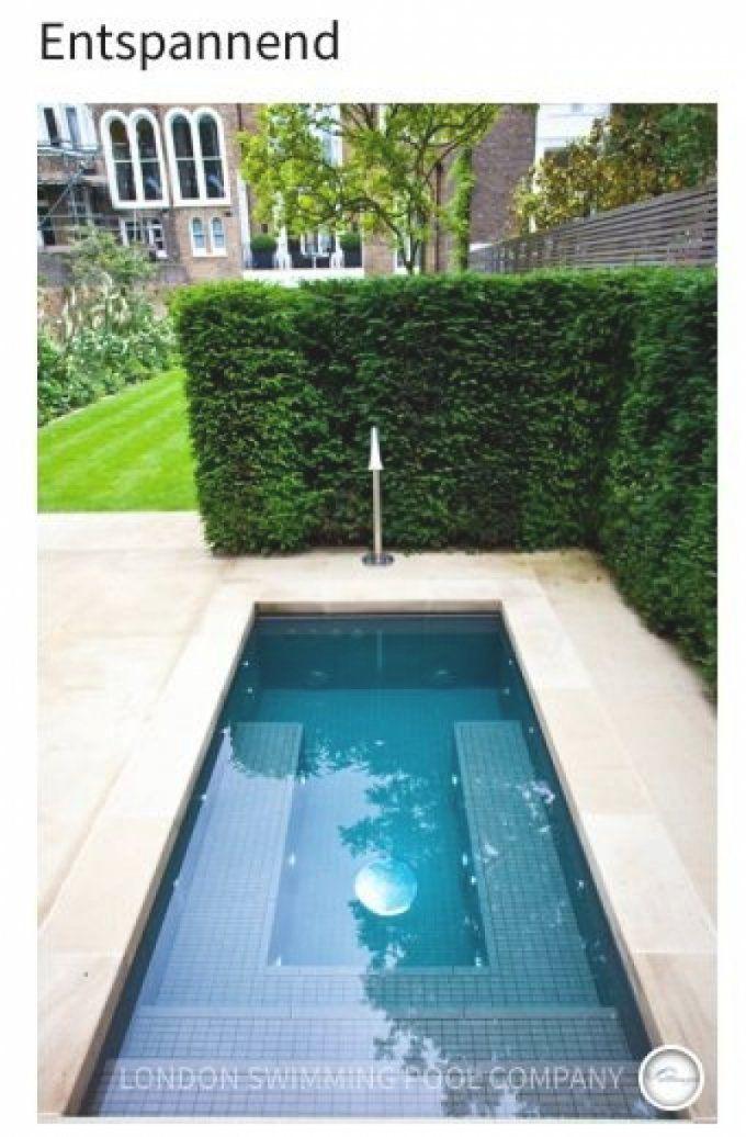 Mini Pool Garten – Siddhimind von Mini Pool Im Garten Bild