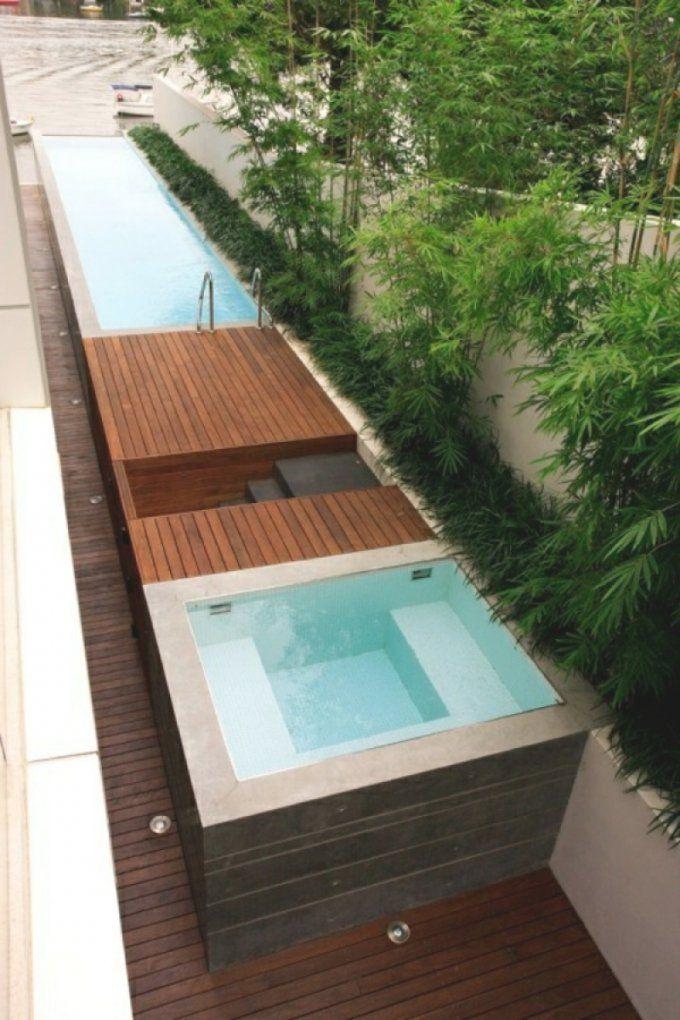 Mini Pool Im Garten – Localmenu von Mini Pool Im Garten Bild