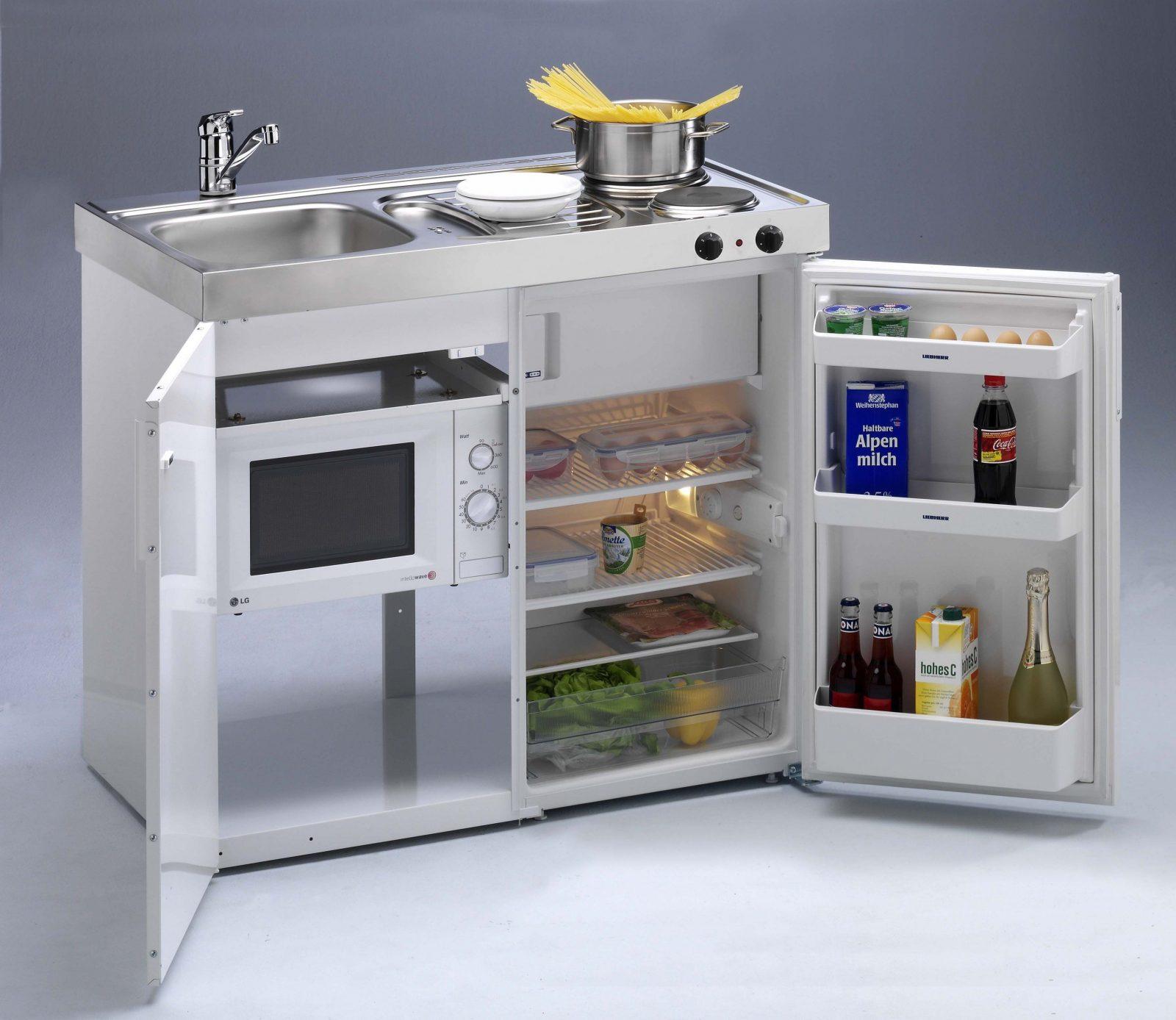 Miniküche 100 Cm Mit Kühlschrank Di45 – Hitoiro von Pantryküche 100 Cm Mit Kühlschrank Photo