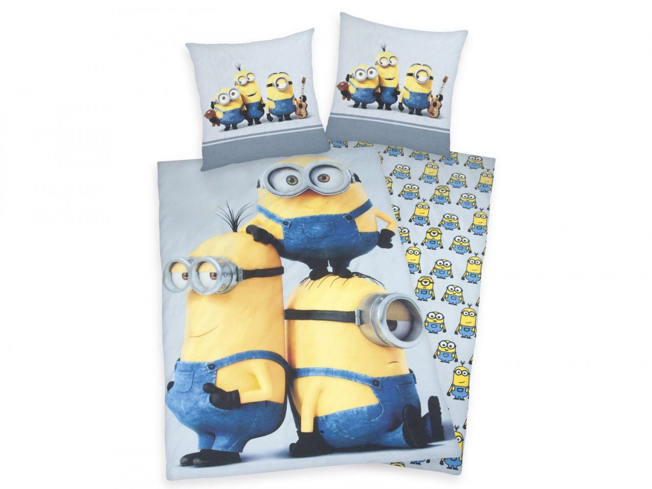 Minion Bettwäsche 200×200  My Blog von Minion Bettwäsche Aldi Photo