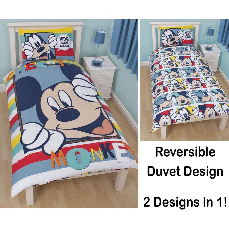 Minnie Maus Bettwaesche Set Kleinkind  Dibinekadar Decoration von Minnie Maus Bettwäsche 100X135 Photo