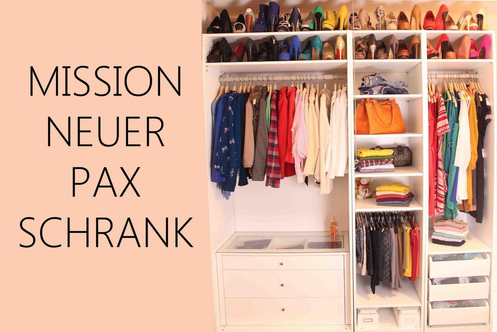 Mission Neuer Pax Schrank  Youtube von Pax System Ohne Türen Photo