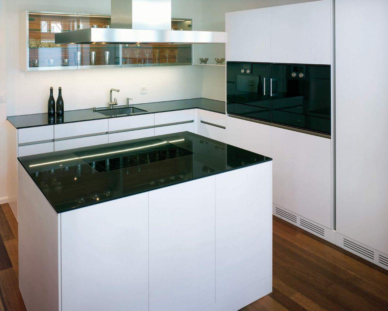 Mit Geschickter Planung Lassen Sich Kleine Räume Optimal Nutzen Und von Küche Kleiner Raum Modern Bild