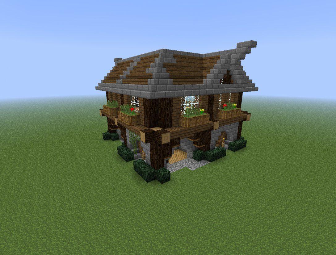 Mittelalter Haus Minecraft Blog von Minecraft Mittelalter Haus Bauplan Photo