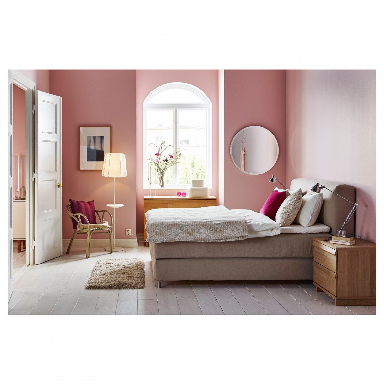 mj lvik boxspring h v g stevigtuddal beige 160x200 cm ikea von ikea boxspringbett mj lvik test. Black Bedroom Furniture Sets. Home Design Ideas