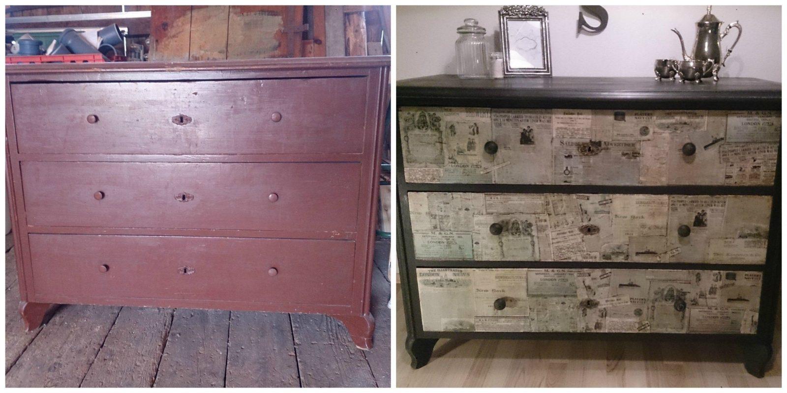Möbel Aufpeppen Vorher Nachher  Gispatcher von Möbel Aufpeppen Vorher Nachher Bild