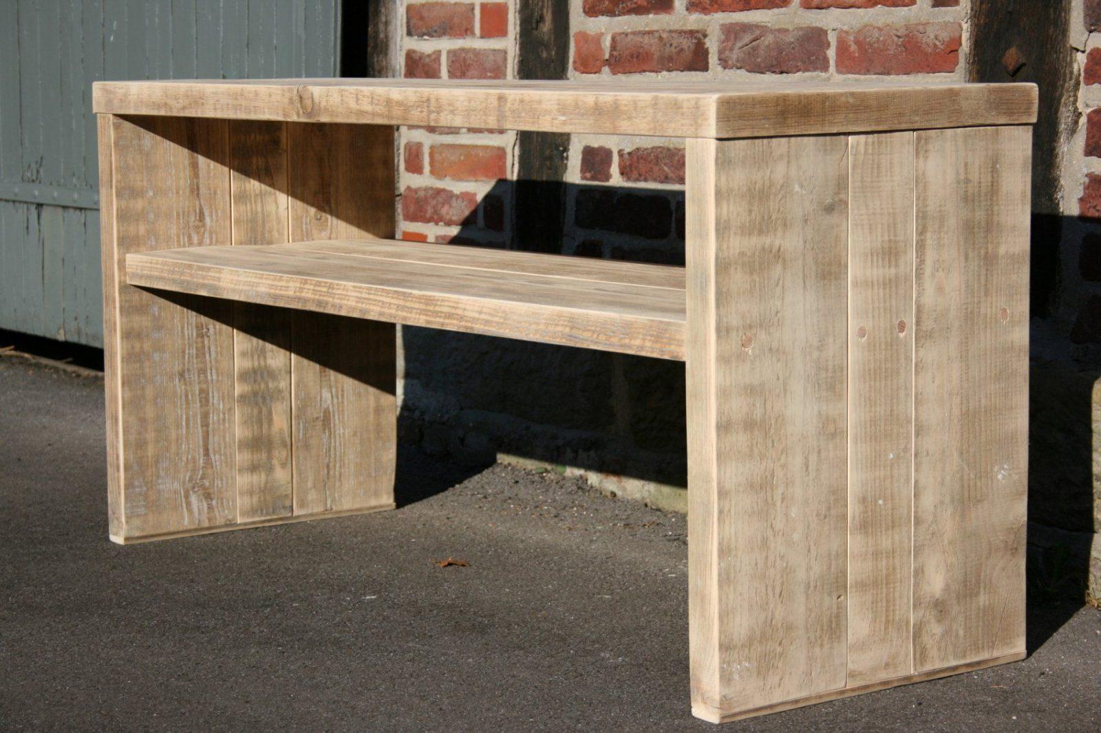 Möbel Aus Bauholz Selber Bauen  Die Besten Einrichtungsideen Und von Möbel Aus Gerüstbohlen Selber Bauen Bild