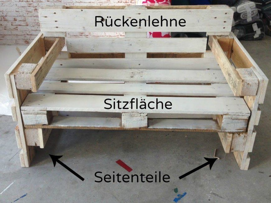 Sessel aus europaletten bauen haus design ideen - Mobel aus paletten bauen ...
