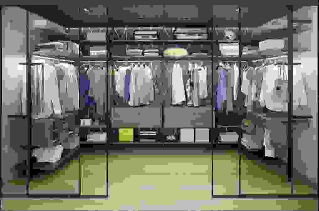 Möbel Begehbarer Kleiderschrank Selber Bauen Anleitung Von von Begehbarer Kleiderschrank Selber Bauen Anleitung Bild