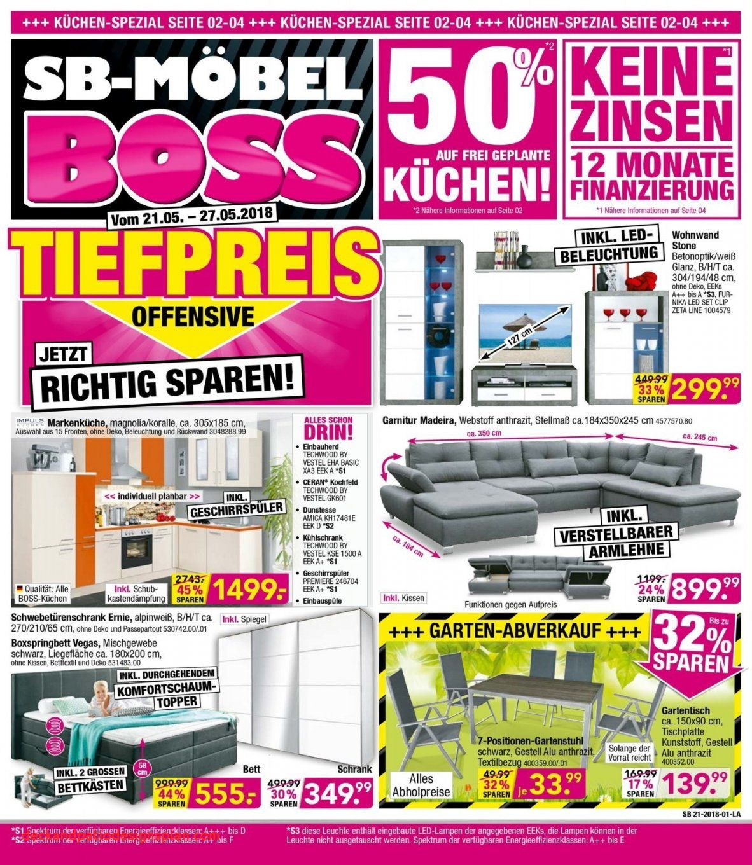 Mobel Boss Teltow Sb Möbel Boss Prospekte In Lippstadt Angebote Mit von Möbel Boss Minden Prospekt Bild
