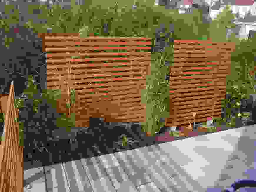 Mobiler Sichtschutz Garten Selber Bauen Von Gartenzaun Sichtschutz von Sichtschutz Garten Günstig Selber Bauen Bild