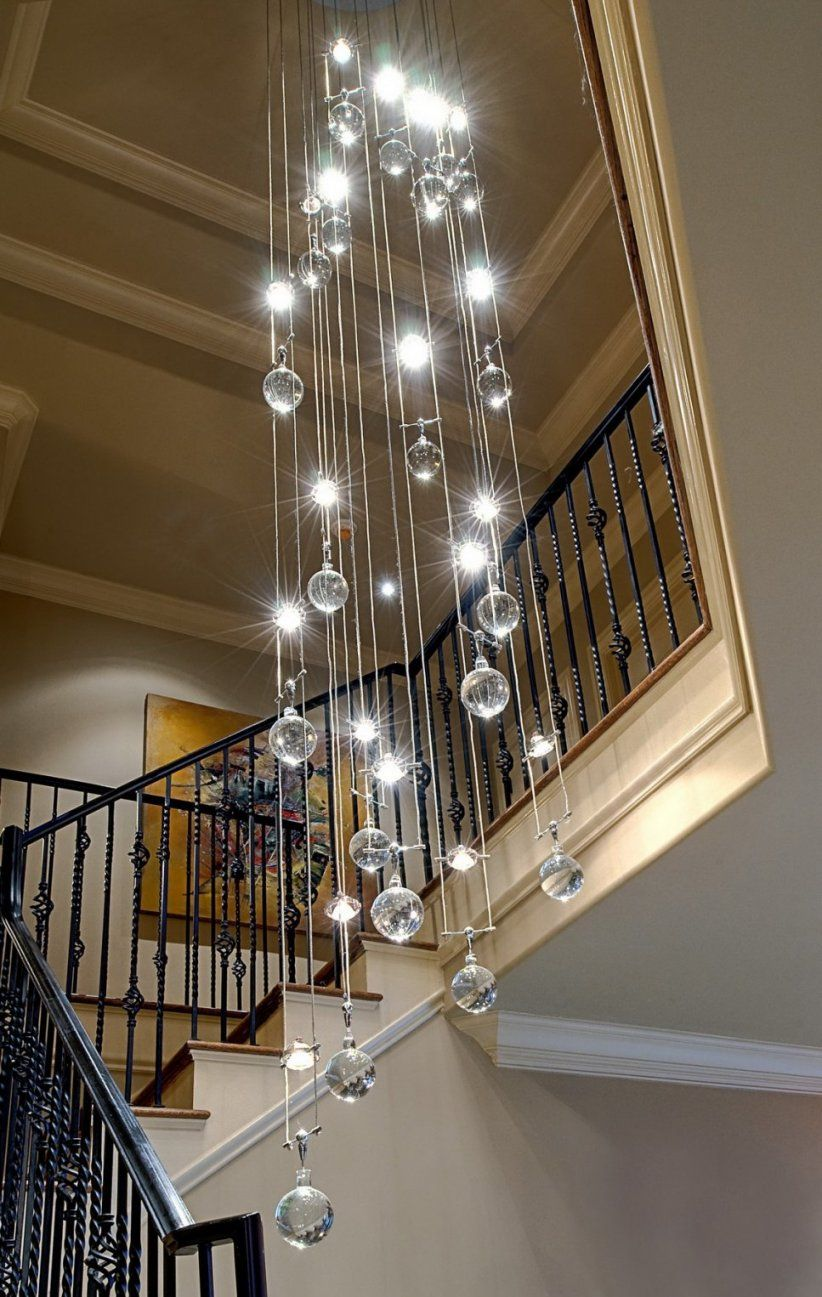 Modern Chandeliers For High Ceilings Home Design