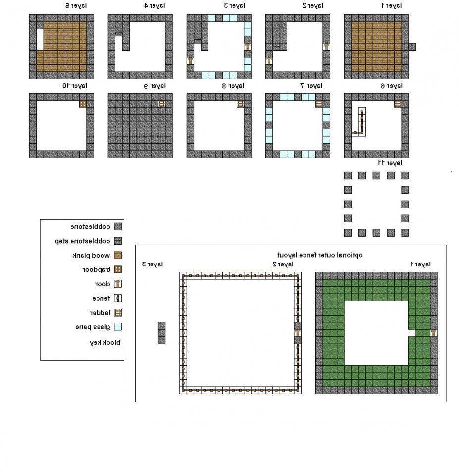 Modern House Plans Floor Contemporary Home 61Custo Planskill Best von Minecraft Modern Mansion Blueprints Photo