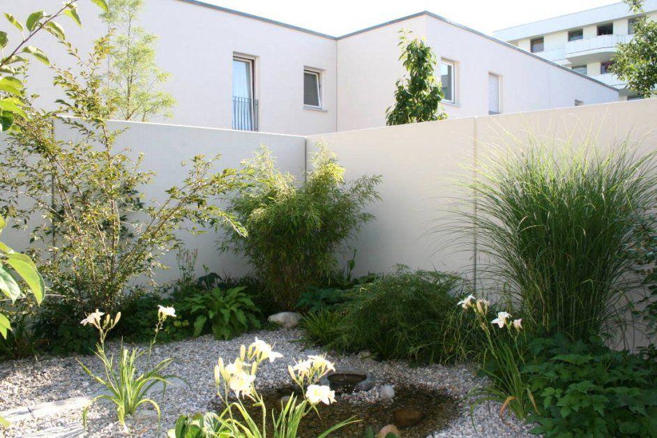 Gartengestaltung Mit Gr Sern Und Kies Haus Design Ideen