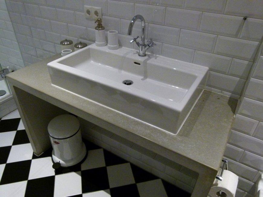 Modern Waschbecken Aus Beton Selber Machen Und Beste Ideen Von von Waschbecken Beton Selber Machen Bild
