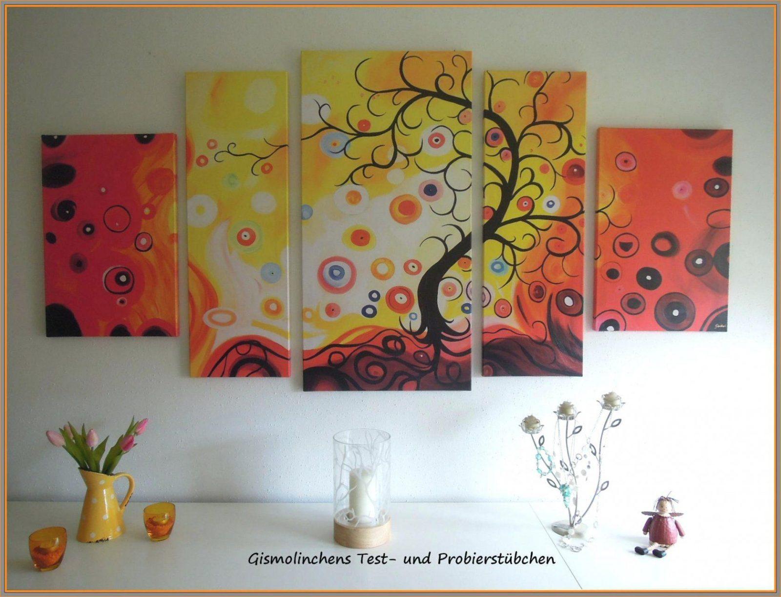 Moderne Bilder Selber Malen Mit Keilrahmen Deko Idee Bescheiden von Moderne Bilder Selber Malen Photo