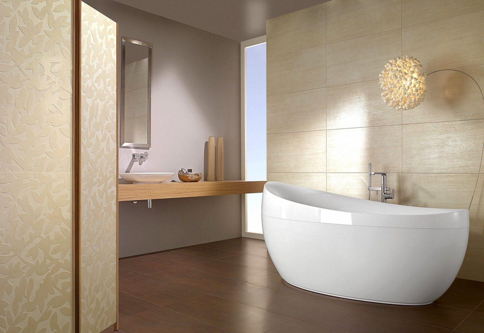 Moderne Dekoration Badezimmer Platten Wand Und Avec von Modernes Badezimmer Ohne Fliesen Photo