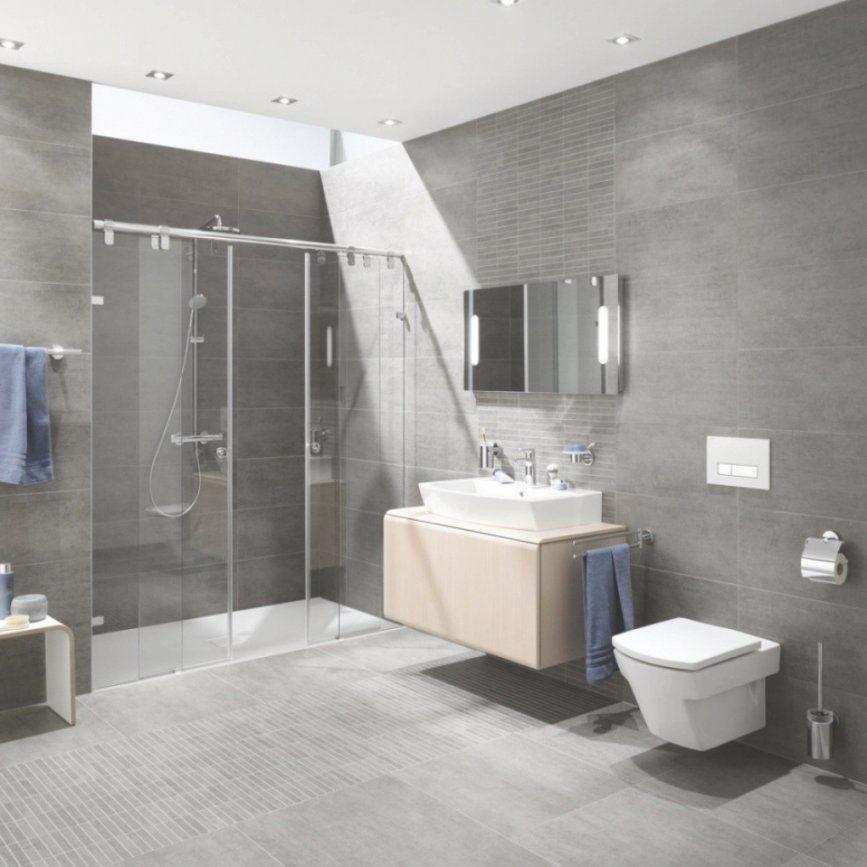 Moderne Dekoration Wandgestaltung Badezimmer Dekor von Modernes Badezimmer Ohne Fliesen Bild
