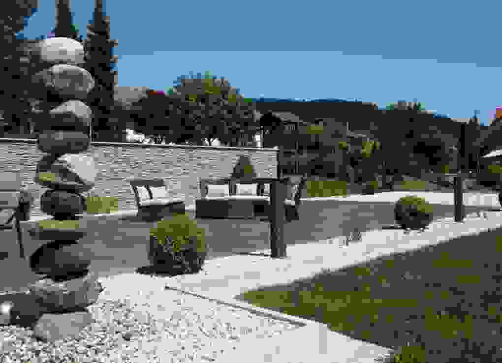 Moderne Gartengestaltung Von Ihrem Galanetpartner von Moderne Gärten Und Terrassen Bild