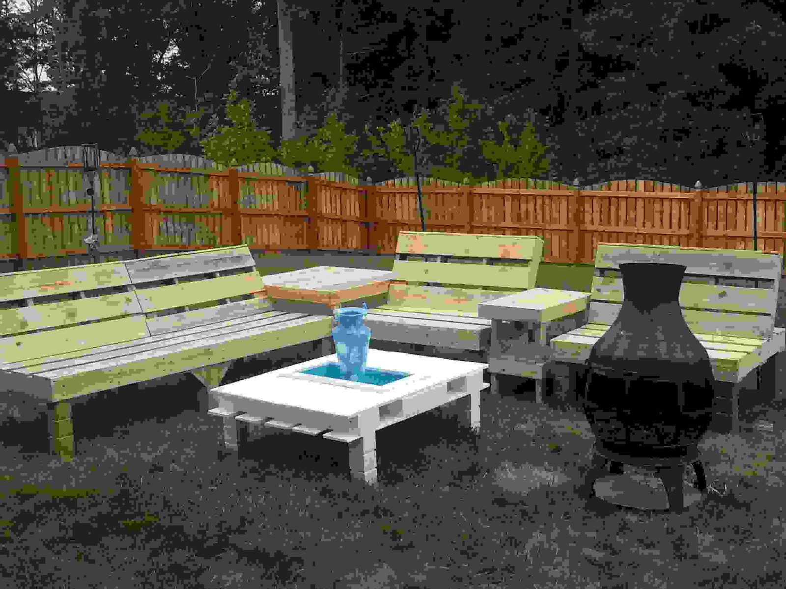 Moderne Gartenlounge – Ideen – Möbel Für Garten Und Terrasse Ist von Paletten Ideen Für Den Garten Photo