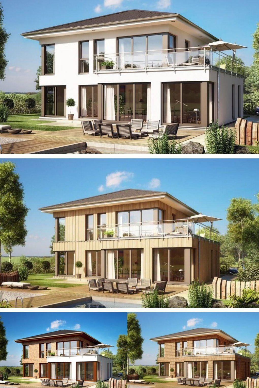 Moderne Stadtvilla Einfamilienhaus  Haus Evolution 154 V11 Bien von Bien Zenker Evolution 154 V11 Photo