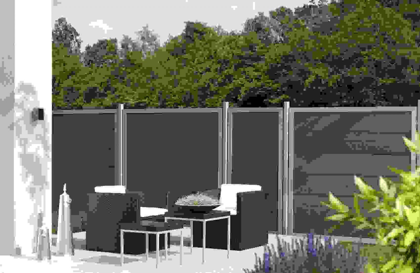 Moderner Sichtschutz Fr Den Garten 20 Tolle Ideen Full Size Of Von von Moderner Sichtschutz Für Garten Bild