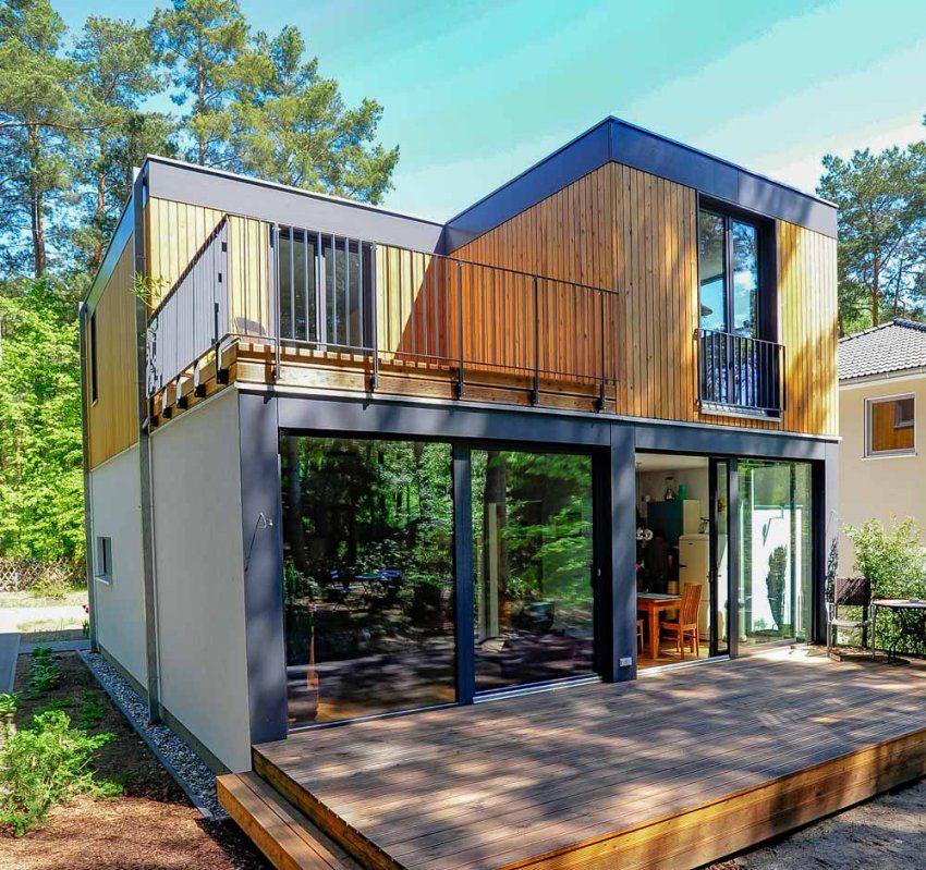 Modulhäuser  Maxhaus Gmbh von Container Haus Kaufen Deutschland Bild