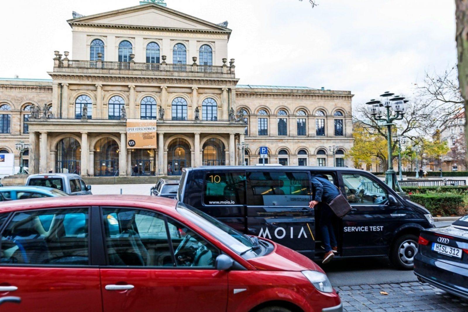 Moia In Hannover Soll Seine Strategie Erklären von Garten Zu Verschenken Hannover Photo