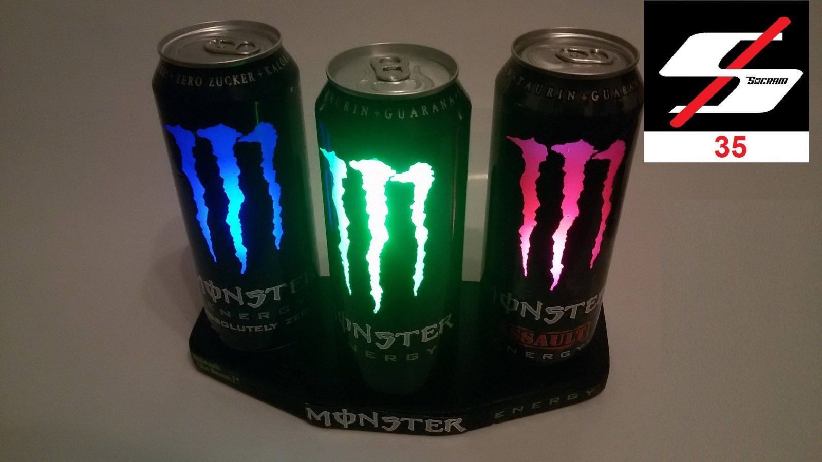 Monster Energy Bettwaesche Set  Dibinekadar Decoration von Monster Energy Bettwäsche Photo
