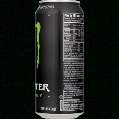 Monster Energy Drink 160 Fl Oz  Walmart  Dibinekadar Decoration von Monster Energy Bettwäsche Photo