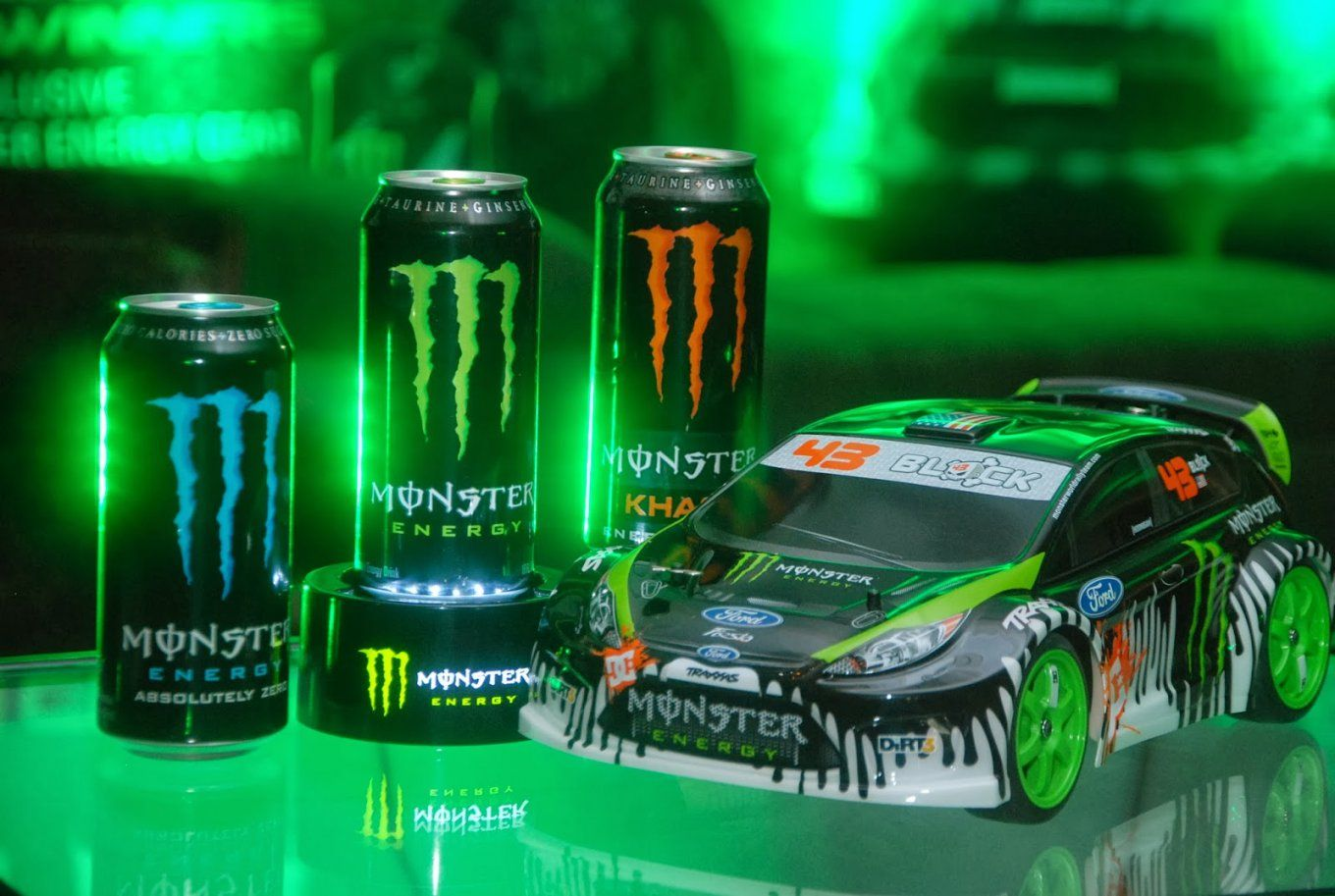Monster Energy Drink Lets You Experience Japan With Professional von Monster Energy Bettwäsche Photo