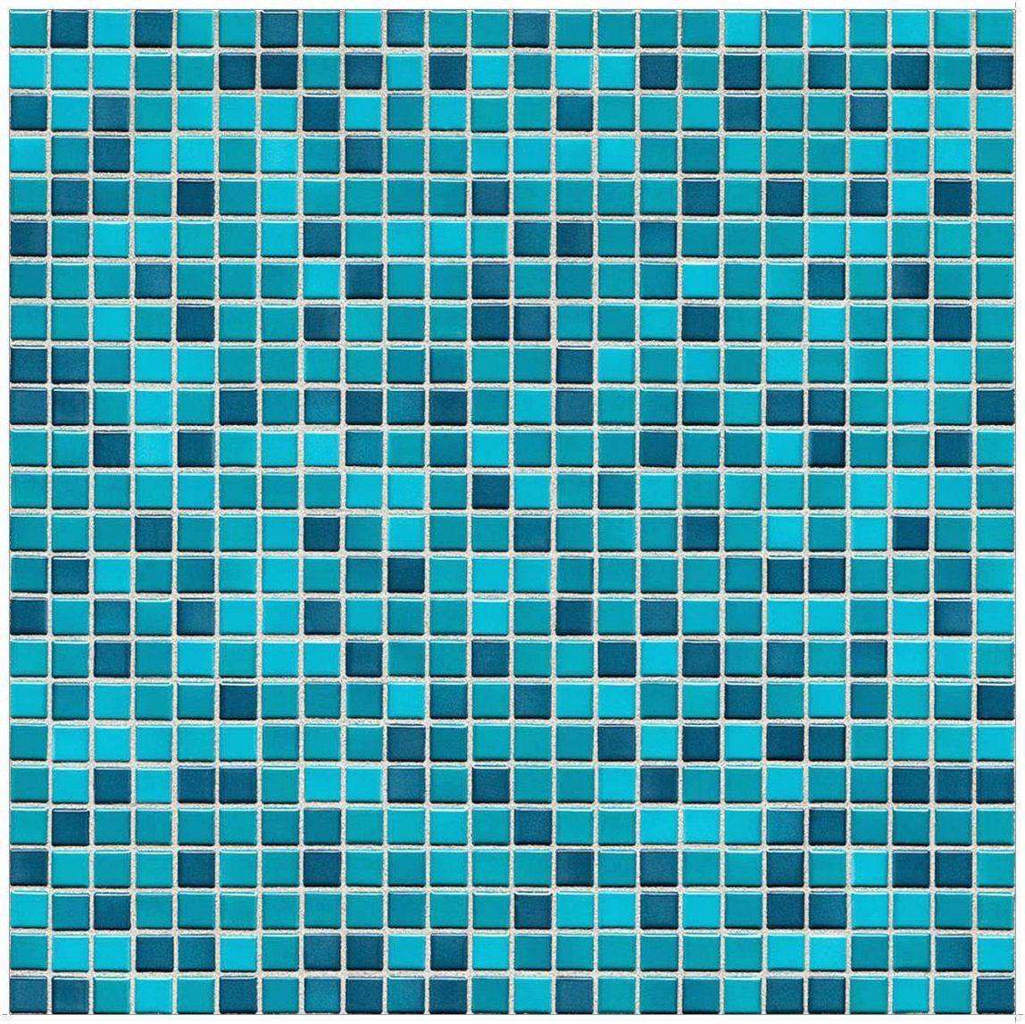 Mosaik Fliesen Türkis Glas Mosaik T Rkis Mix Matt 2 3 2 3 Cm St Rke von Mosaik Fliesen Türkis Bad Bild