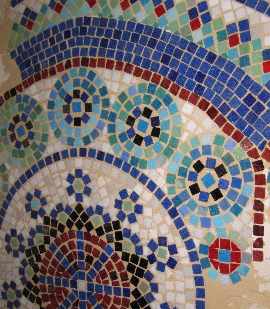Mosaik Für In Und Outdoor – Einfach Selber Machen  Hanggarten von Mosaik Im Garten Selber Machen Photo