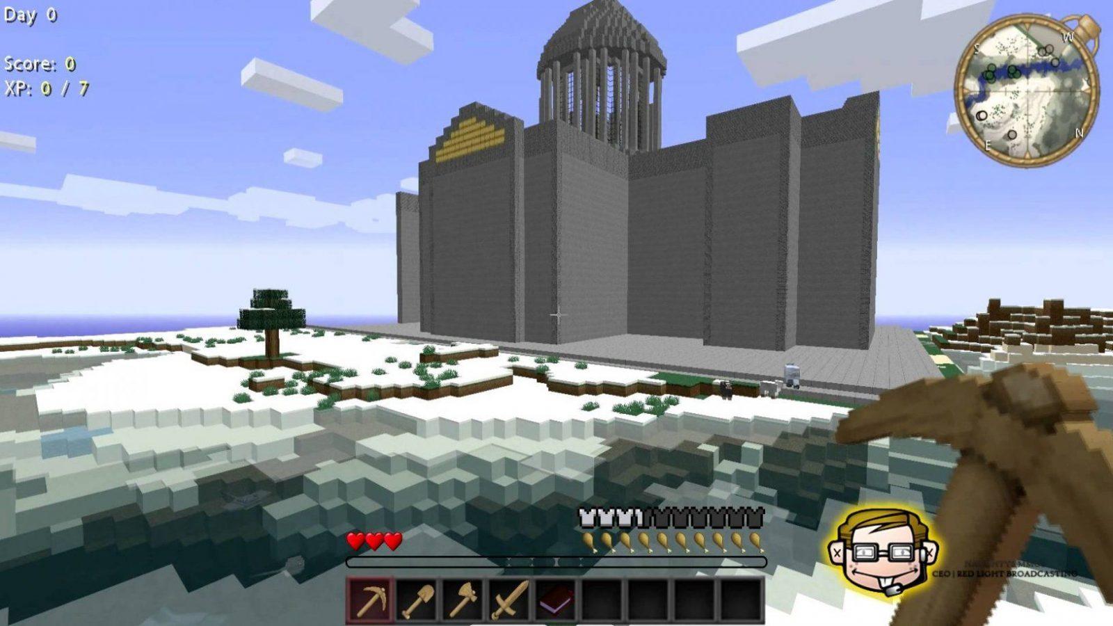 Most Epic Starting Seed In Minecraft  Yogbox   Youtube von Minecraft Seeds Ps4 Castle Photo