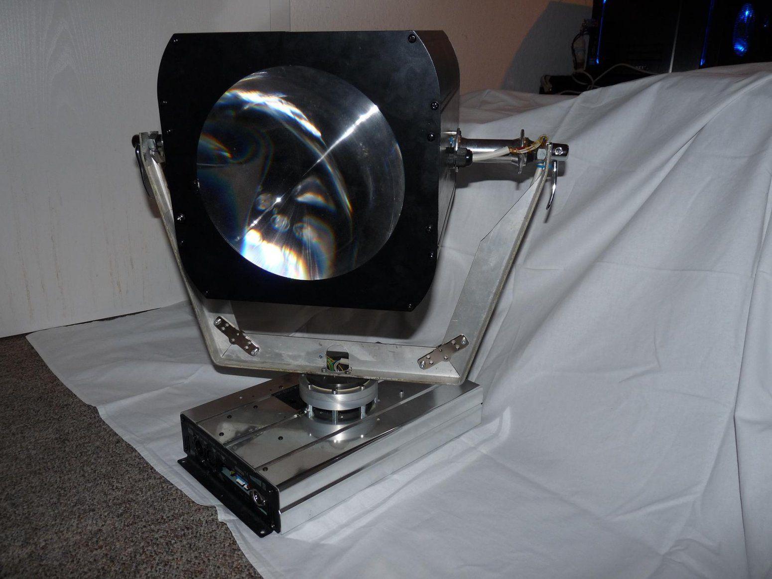 Movinghead Eigenbau – Dmxcwiki von Moving Head Selber Bauen Bild