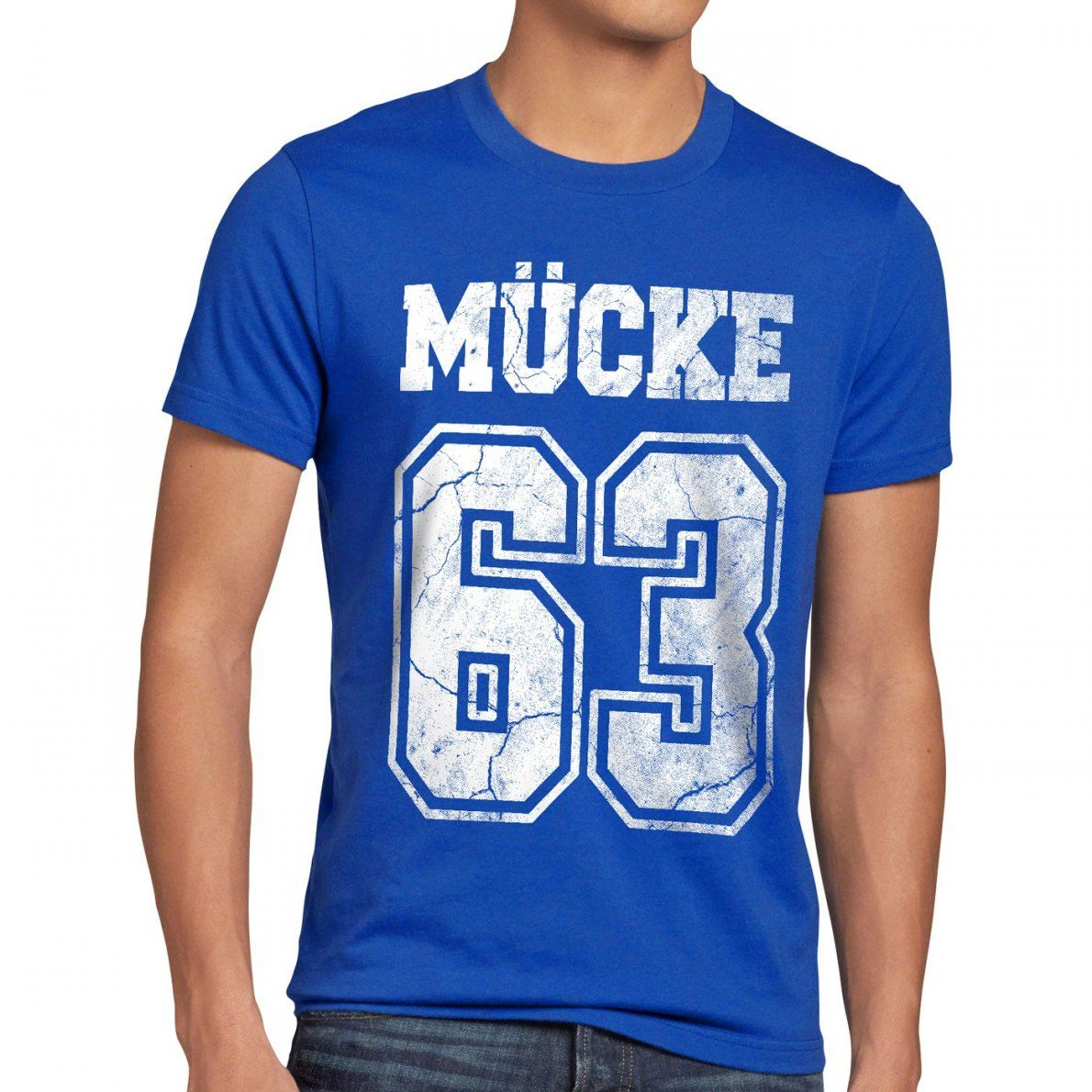 Mücke 63 Herren Tshirt Terence Supertypen In Miami Hill Spencer Joe von Bud Spencer Mücke 63 Bild