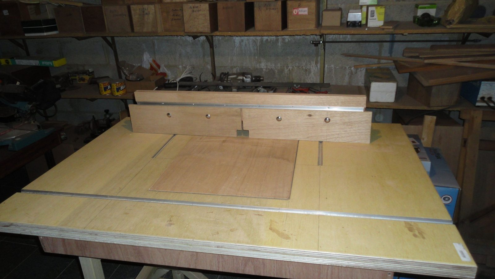 Multifunktiontisch Für Fräse Bauanleitung Zum Selber Bauen von Tisch Für Oberfräse Selber Bauen Photo